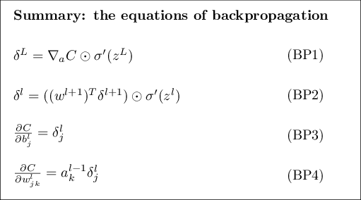 BP equation